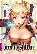 Cover-Bild zu Record of Grancrest War 01 von Mizuno, Ryo