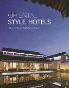 Cover-Bild zu Oriental Style Hotels von Gao, Arthur