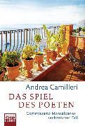 Cover-Bild zu Camilleri, Andrea: Das Spiel des Poeten