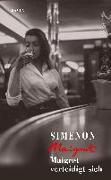 Cover-Bild zu Simenon, Georges: Maigret verteidigt sich