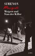 Cover-Bild zu Simenon, Georges: Maigret und Stan der Killer