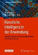 Cover-Bild zu Künstliche Intelligenz in der Anwendung (eBook) von Müller, Christian (Hrsg.)