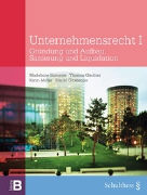 Cover-Bild zu Unternehmensrecht I von Simonek, Madeleine