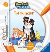 Cover-Bild zu tiptoi® Tierkinder von Prinz, Johanna
