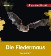 Cover-Bild zu Die Fledermaus von Prinz, Johanna