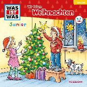 Cover-Bild zu WAS IST WAS Junior Hörspiel. Wir feiern Weihnachten (Audio Download) von Schreuder, Benjamin
