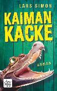 Cover-Bild zu Kaimankacke (eBook) von Simon, Lars
