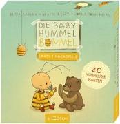 Cover-Bild zu Die Baby Hummel Bommel - Erste Fingerspiele von Sabbag, Britta