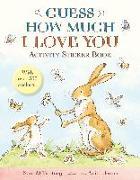Cover-Bild zu Guess How Much I Love You: Activity Sticker Book von McBratney, Sam