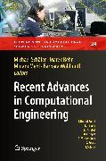 Cover-Bild zu Mehl, Miriam (Hrsg.): Recent Advances in Computational Engineering (eBook)