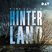 Cover-Bild zu Hinterland (Audio Download) von Luttmer, Nora