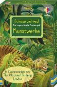 Cover-Bild zu Hull, Sarah: Schnapp und weg! Das superschnelle Kartenspiel: Kunstwerke