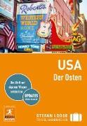 Cover-Bild zu Edwards, Nick: Stefan Loose Reiseführer USA, Der Osten (eBook)