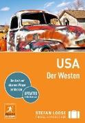 Cover-Bild zu Keeling, Stephen: Stefan Loose Reiseführer USA, Der Westen (eBook)