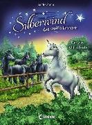 Cover-Bild zu Silberwind, das weiße Einhorn 3 - Die vier Wildpferde von Grimm, Sandra