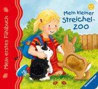 Cover-Bild zu Mein erstes Fühlbuch: Mein kleiner Streichelzoo von Grimm, Sandra