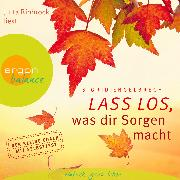 Cover-Bild zu Engelbrecht, Sigrid: Lass los, was dir Sorgen macht (Audio Download)