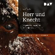 Cover-Bild zu Herr und Knecht (Audio Download) von Tolstoi, Leo