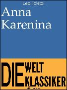 Cover-Bild zu Anna Karenina (eBook) von Tolstoi, Leo