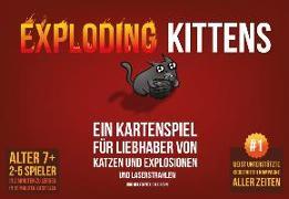 Cover-Bild zu Exploding Kittens