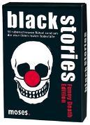 Cover-Bild zu black stories - Funny Death Edition