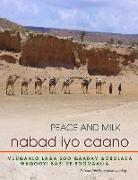 Cover-Bild zu NABAD IYO CAANO