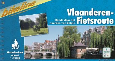 Cover-Bild zu Vlaanderen-Fietsroute. 1:75