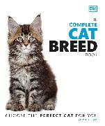 Cover-Bild zu The Complete Cat Breed Book von DK