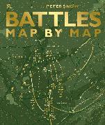 Cover-Bild zu Battles Map by Map von DK
