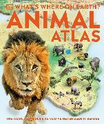 Cover-Bild zu What's Where on Earth? Animal Atlas von DK