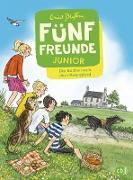 Cover-Bild zu Fünf Freunde JUNIOR - Die Suche nach dem Rennpferd (eBook) von Blyton, Enid