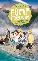 Cover-Bild zu Fünf Freunde verfolgen die Strandräuber von Blyton, Enid