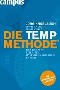 Cover-Bild zu Kurz, Jürgen: Die TEMP-Methode (eBook)