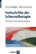 Cover-Bild zu Fortschritte der Schematherapie (eBook) von Jacob, Gitta (Hrsg.)
