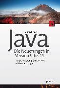 Cover-Bild zu Inden, Michael: Java - die Neuerungen in Version 9 bis 14 (eBook)