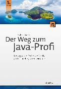 Cover-Bild zu Inden, Michael: Der Weg zum Java-Profi (eBook)
