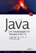 Cover-Bild zu Inden, Michael: Java - die Neuerungen in Version 9 bis 12 (eBook)