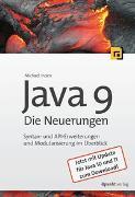 Cover-Bild zu Inden, Michael: Java 9 - Die Neuerungen