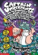 Cover-Bild zu Captain Underpants and the Invasion of the Incredibly Naughty Cafeteria Ladies from Outer Space (and the Subsequent Assault of the Equally Evil Lunchr von Pilkey, Dav