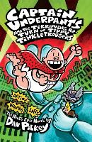 Cover-Bild zu Captain Underpants and the Terrifying Return of Tippy Tinkletrousers von Pilkey, Dav