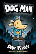 Cover-Bild zu Captain Underpants: The Adventures of Dog Man von Pilkey, Dav