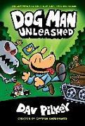 Cover-Bild zu Captain Underpants: The Adventures of Dog Man 2: Unleashed von Pilkey, Dav