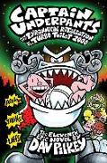 Cover-Bild zu Captain Underpants 11 and the Tyrannical Retaliation of the Turbo Toilet 2000 von Pilkey, Dav