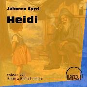 Cover-Bild zu Heidi (Ungekürzt) (Audio Download) von Spyri, Johanna