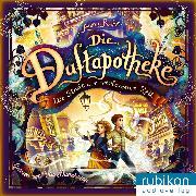 Cover-Bild zu Die Stadt der verlorenen Zeit - Die Duftapotheke (Audio Download) von Ruhe, Anna