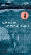 Cover-Bild zu Ein Mensch allein von Giono, Jean