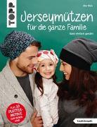 Cover-Bild zu Meis, Ilka: Jerseymützen für die ganze Familie (kreativ.kompakt.)