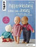 Cover-Bild zu Andresen, Ina: Puppenkleidung nähen aus Jersey (kreativ.kompakt.)