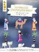 Cover-Bild zu Ritterhoff, Anja: Winterliche Papiergirlanden (kreativ.kompakt)