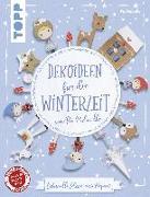Cover-Bild zu Pedevilla, Pia: Dekoideen für die Winterzeit von Pia Pedevilla (kreativ.kompakt)